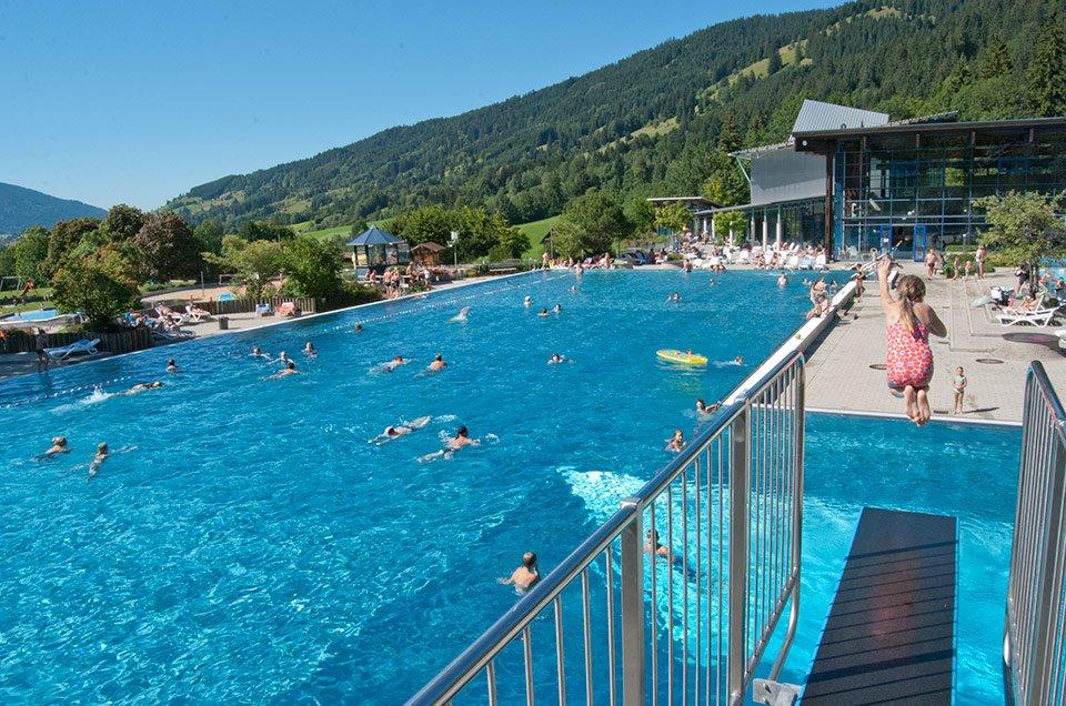 aktivzeit sommer ammergauer alpen On oberammergau schwimmbad